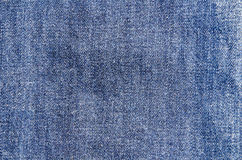 Blue Jean texture Stock Photo