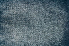 Blue jean texture. Fabric background Stock Photography