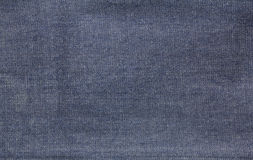 Blue jean textured and background Stock Image