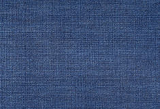 Blue Jeans. Pronounced texture of the blue jeans, the high accuracy of the details Stock Images