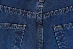 Blue jeans Fotografie Stock Libere da Diritti