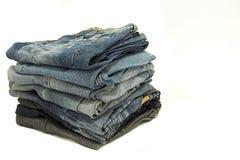 Blue Jeans Lizenzfreie Stockfotografie