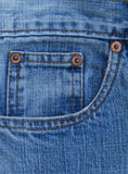 Blue Jeans. Stock Images