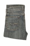 Blue Jeans Stockbild