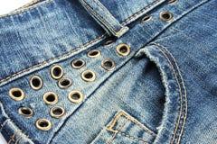Blue Jeans Stockfotos