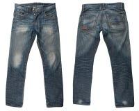 Blue jeans Immagini Stock Libere da Diritti