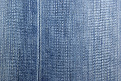 Blue jeans abstract Stock Photo