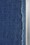 Blue jeans as background. Texture Royalty Free Stock Image