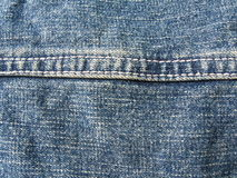 Blue jeans background. Trousers detail stock images