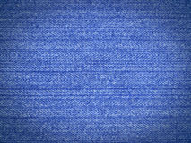 Blue Jeans Background. Close-up of blue jeans denim fabric for creative and grunge background Stock Images