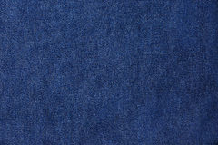 Blue jeans. Background or blue canvas cloth background Stock Images