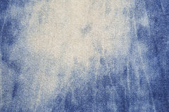 Blue jeans background Stock Images