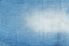Blue jeans background, close up Stock Photos