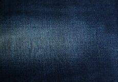 Blue jeans background, close up Royalty Free Stock Image