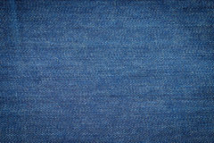 Blue jeans background. Jeans color blue of background Royalty Free Stock Image