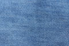 Blue jeans background. jeans texture. close up royalty free stock photography