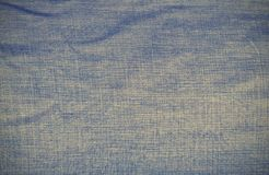 Blue jeans background. Vintage style Stock Photos