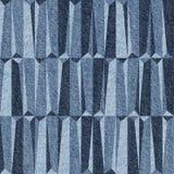 Blue Jeans-Beschaffenheitshintergrund - dekorative Beschaffenheit stock abbildung