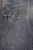 Blue jeans cloth background Royalty Free Stock Photos