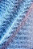 Blue jeans clothing fibers extreme macro background fine art in high quality prints products 50,6 Megapixels.  stock images