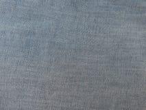 Blue jeans denim fabric Stock Photo