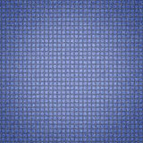 Blue jeans denim textile texture Royalty Free Stock Images