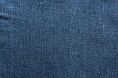 Blue jeans denim texture background pattern.  stock images