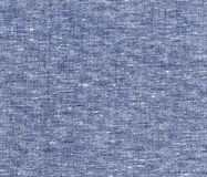 Blue jeans fabric Stock Image