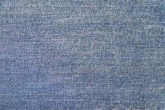 Blue jeans fashion trousers textile texture Royalty Free Stock Photos