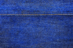 Blue Jeans material Stock Photo