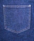 Blue jeans pocket closeup for design. Jeans pocket closeup for design Royalty Free Stock Images