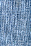 Blue jeans textile Stock Photography