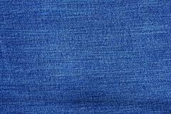Blue jeans. Textile background for design purposes with copy space. royalty free stock image