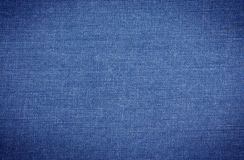 Blue jeans texture Stock Image