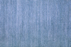 Blue jeans texture. Closeup of blue jeans texture full frame Stock Photo