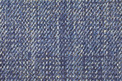 Blue jeans texture Royalty Free Stock Photos
