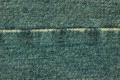 Blue jeans texture, background Royalty Free Stock Photography