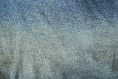 Blue jeans texture background Stock Photos