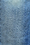Blue jeans texture background Royalty Free Stock Photos