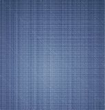 Blue jeans texture close up. Vector Stock Image