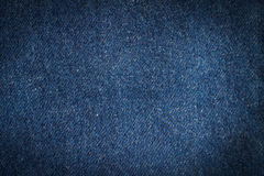 Blue jeans Texture Royalty Free Stock Images