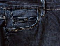 Blue Jeans Stock Photo