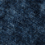 Blue jeans texture seamless Royalty Free Stock Images