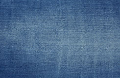 Blue jeans,textured background Stock Photography