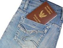 Blue jeans 1 stock photos