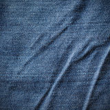 Blue jeans torn denim texture background Royalty Free Stock Images