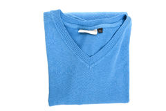 Blue jumper Stock Photos