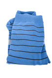 Blue jumper Royalty Free Stock Photography