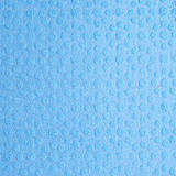 Blue kitchen cleaning napkin rag texture as background backdrop Royalty Free Stock Image