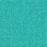 Blue knit pattern or texture Stock Photography